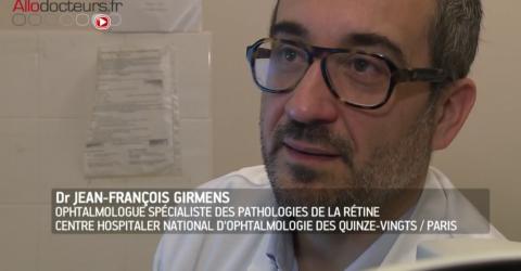 Docteur Girmens ophtalmologue spécialiste des pathologies de la rétine
